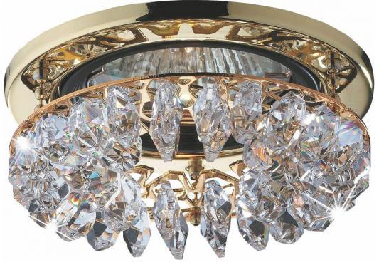 Встраиваемый светильник Novotech Flame 1 369334
