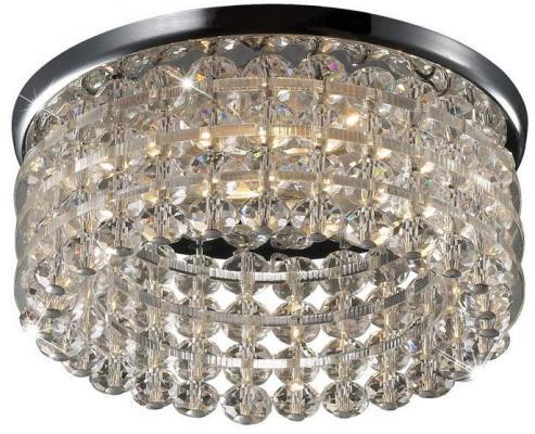 Встраиваемый светильник Novotech Pearl Round 369441 novotech встраиваемый светильник novotech pearl 369896