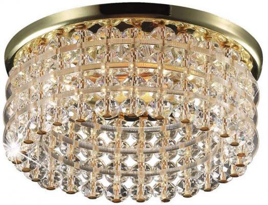 Встраиваемый светильник Novotech Pearl Round 369442 novotech встраиваемый светильник novotech pearl round 369441