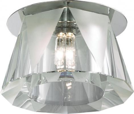 Встраиваемый светильник Novotech Vetro 369519 встраиваемый светильник novotech vetro 369517