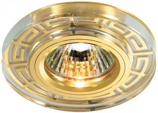 Встраиваемый светильник Novotech Maze 369583 встраиваемый спот точечный светильник novotech maze 369583