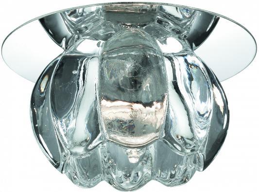 Встраиваемый светильник Novotech Crystal 369605 novotech crystal 369424