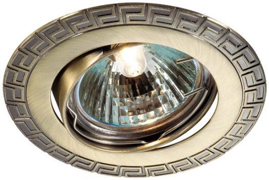 все цены на Встраиваемый светильник Novotech Coil 369615 онлайн