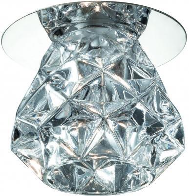 Встраиваемый светильник Novotech Crystal 369673 novotech crystal 369424