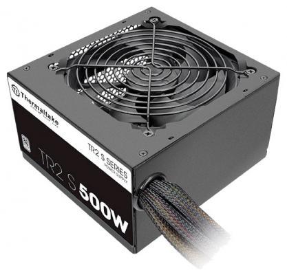 БП ATX 500 Вт Thermaltake TR2 S 500W блок питания thermaltake tr2 s 600вт 120мм черный retail