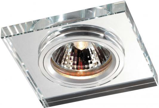 Фото - Встраиваемый светильник Novotech Mirror 369753 конструктор nd play автомобильный парк 265 608
