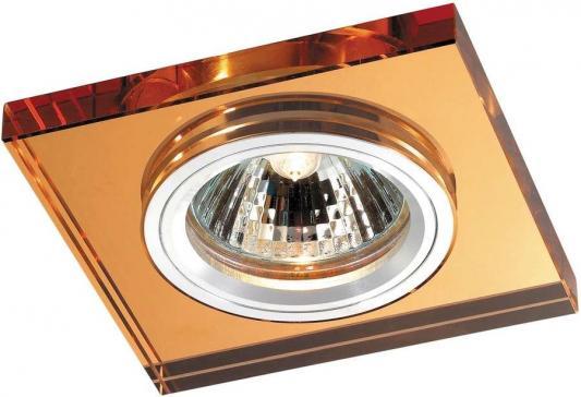 Встраиваемый светильник Novotech Mirror 369754 встраиваемый светильник novotech mirror 369754