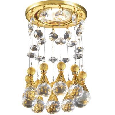Купить Встраиваемый светильник Novotech Ritz 369784