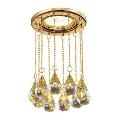 Купить Встраиваемый светильник Novotech Ritz 369788