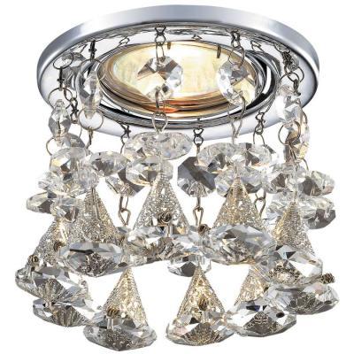 Купить Встраиваемый светильник Novotech Ritz 369791