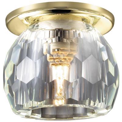 Купить Встраиваемый светильник Novotech Dew 369800