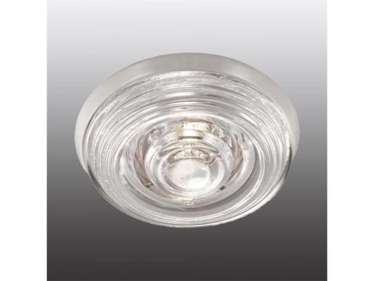 Встраиваемый светильник Novotech Aqua 369815 novotech светильник влагозащищенный novotech 369815 ip65