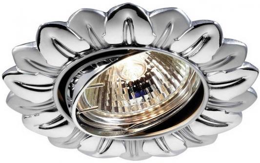 Купить Встраиваемый светильник Novotech Flower 369821