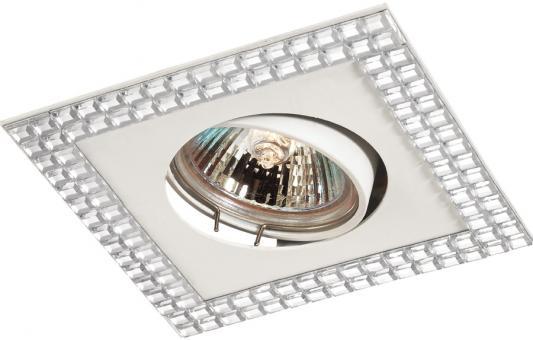 Встраиваемый светильник Novotech Mirror 369837  - купить со скидкой