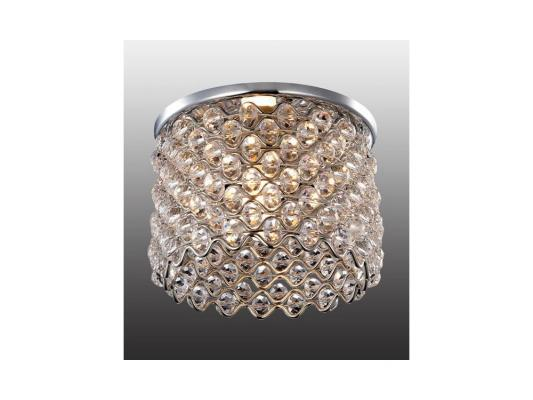 Встраиваемый светильник Novotech Pearl 369894 встраиваемый светильник novotech pearl round 369441