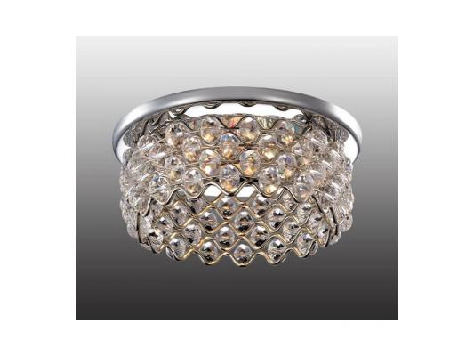 Встраиваемый светильник Novotech Pearl 369895 встраиваемый светильник novotech pearl round 369445