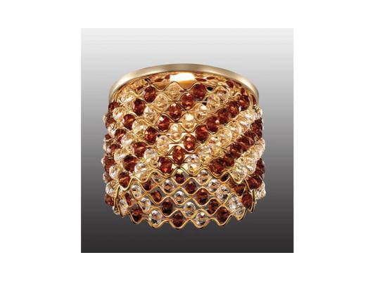 Встраиваемый светильник Novotech Pearl 369896 встраиваемый светильник novotech pearl round 369445