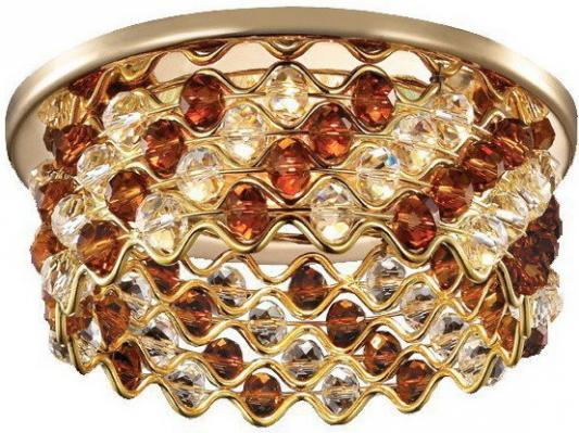 Встраиваемый светильник Novotech Pearl 369897 встраиваемый светильник novotech pearl round 369445