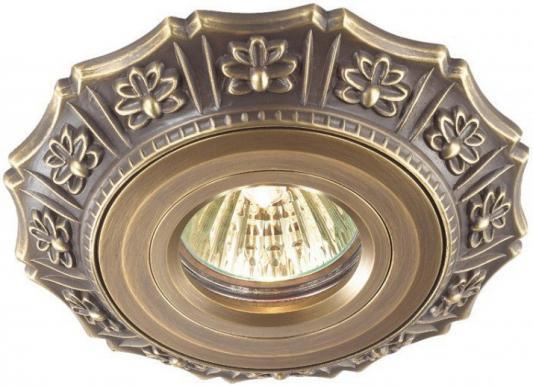 Купить Встраиваемый светильник Novotech Vintage 369933