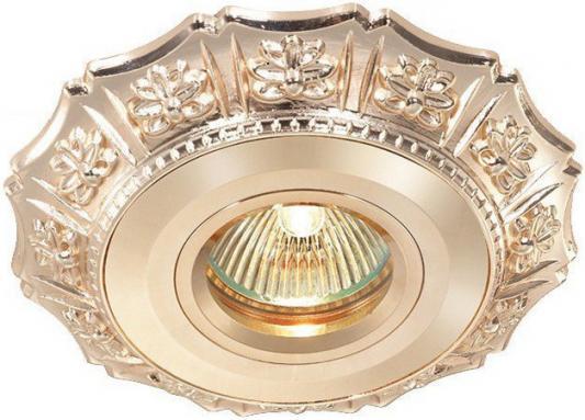 Встраиваемый светильник Novotech Vintage 369935 встраиваемый спот точечный светильник novotech vintage 369935