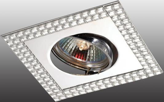 Встраиваемый светильник Novotech Mirror 369836 novotech встраиваемый светильник novotech mirror 369836