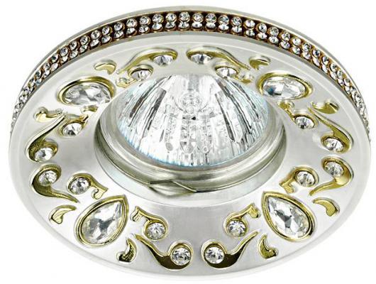 Встраиваемый светильник Novotech Erba 370237