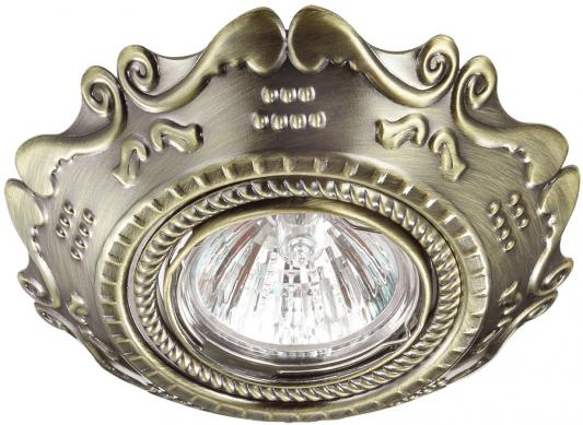 Встраиваемый светильник Novotech Forza 370254 цена и фото