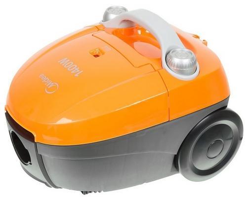 Пылесос Midea VCB33A3 с мешком сухая уборка 1400Вт оранжевый