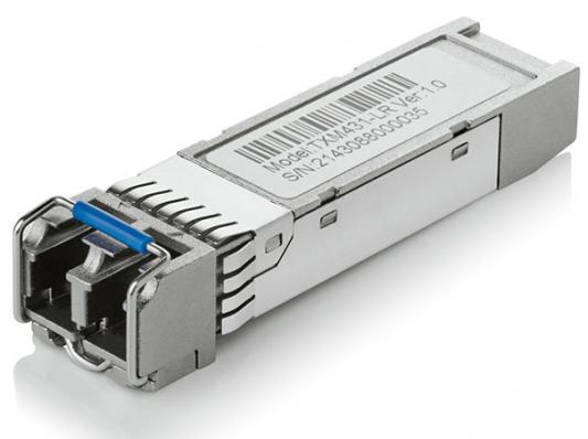 Модуль TP-LINK TXM431-LR 10GBase-LR SFP+ LC tp link neffos c7s серый
