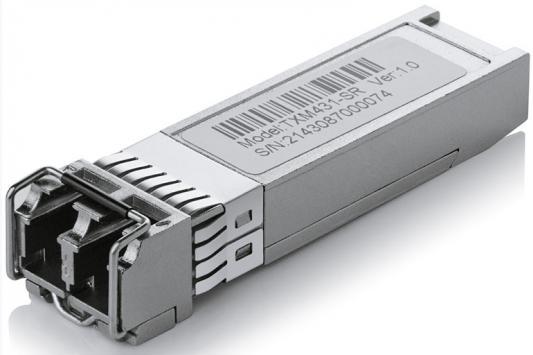 Модуль TP-LINK TXM431-SR 10GBase-SR SFP+ LC модуль tp link txm431 sr 10gbase sr sfp lc