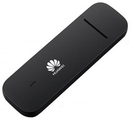 Модем 4G Huawei E3372h-153 USB внешний черный модем huawei e3372h 153 4g lte usb белый