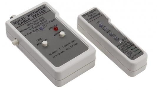Тестер Telecom HL-004 для RJ-45 тестер telecom hl 004 для rj 45