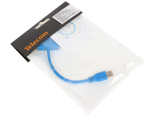 Адаптер USB 3.0 - VGA-F 3.0м VCOM Telecom TA710