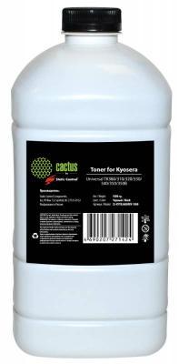Тонер Cactus CS-KYTK360UNIV-1000 для Universal Kyosera TK360 SCC cactus cs tk360 black