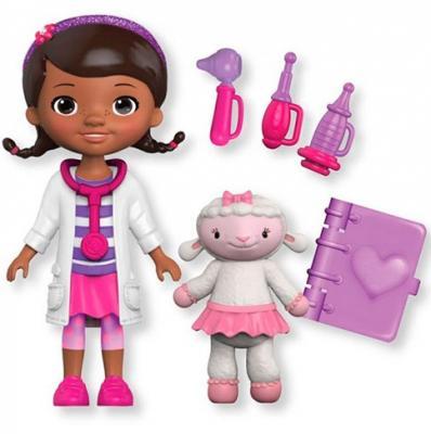 """Игровой набор Disney """"Доктор Плюшева и ее друзья"""" Physician Lambie"""