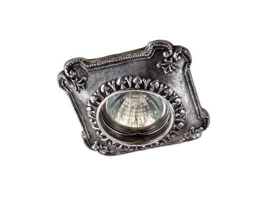 Встраиваемый светильник Novotech Pattern 075 370085 точечный светильник novotech 370085