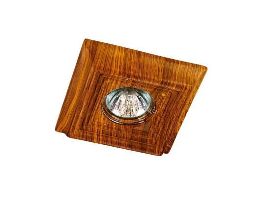 Встраиваемый светильник Novotech Pattern 076 370090 кий для пула cuetec 1 рс черный 21 076 57 5