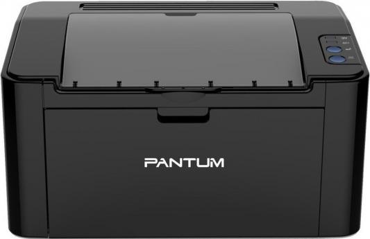 Принтер Pantum P2500W ч/б A4 22ppm 1200x1200dpi Wi-Fi USB черный мфу pantum m6500 ч б a4 22ppm 1200x1200dpi usb черный