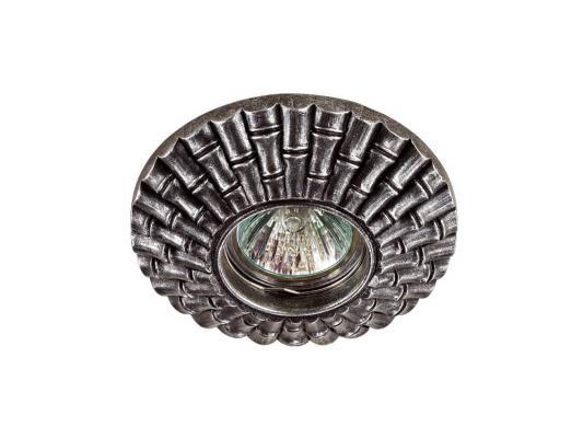 Встраиваемый светильник Novotech Pattern 092 370135 novotech pattern 370135