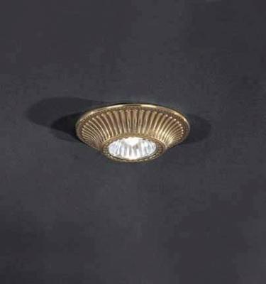 Встраиваемый светильник Reccagni Angelo SPOT 1078 bronzo встраиваемый светильник reccagni angelo spot 1077 bronzo