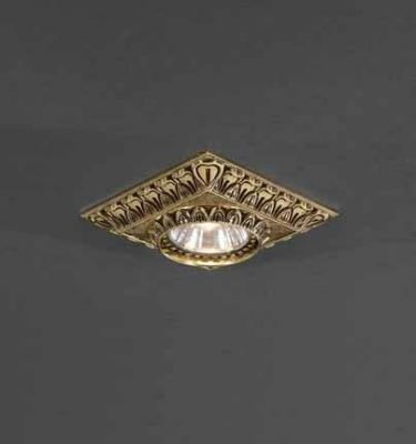 Встраиваемый светильник Reccagni Angelo SPOT 1083 oro встраиваемый точечный светильник спот spot 1082 oro золото reccagni angelo рекани анжело