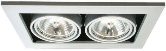 Встраиваемый светильник Arte Lamp Technika A5930PL-2SI цена