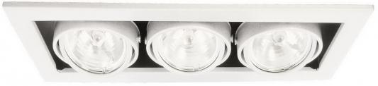 Встраиваемый светильник Arte Lamp Technika A5930PL-3WH цена