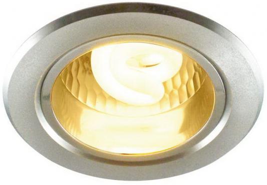 Встраиваемый светильник Arte Lamp Downlights A8043PL-1SI