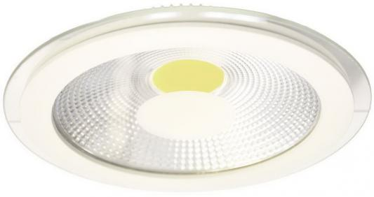 Встраиваемый светильник Arte Lamp Raggio A4205PL-1WH arte lamp встраиваемый светодиодный светильник arte lamp cardani a1212pl 1wh