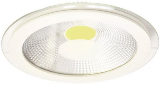 Встраиваемый светильник Arte Lamp Raggio A4210PL-1WH встраиваемый светильник arte lamp cielo a7314pl 1wh