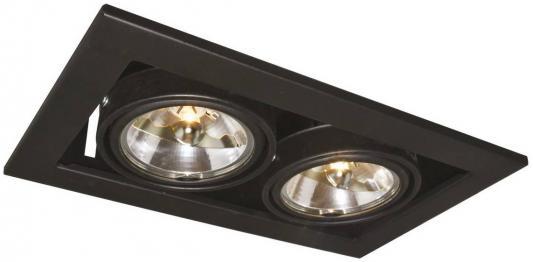 Купить Встраиваемый светильник Arte Lamp Technika A5930PL-2BK