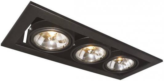 Купить Встраиваемый светильник Arte Lamp Technika A5930PL-3BK