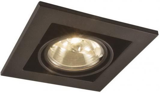 Встраиваемый светильник Arte Lamp Technika A5930PL-1BK цена