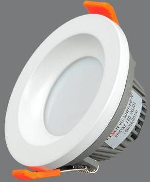 Встраиваемый светильник Elvan VLS-5048R-8W-WW